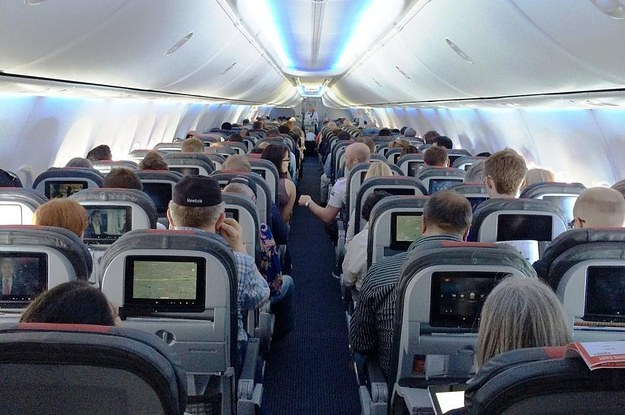 Another Plane Forced To Divert After Passengers Fight Over Reclining Seat