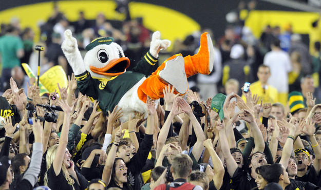 Community Post: The Definitive Ranking Of The Mascots Of The Pac 12
