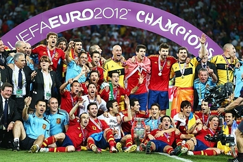 Community Post: 23 Euro 2012 Final Superlatives