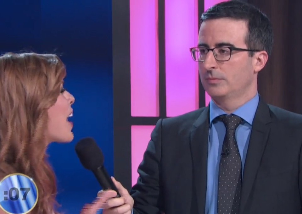 John Oliver Expected To Catch Miss America In A Lie, But What He Found Was Kinda Worse