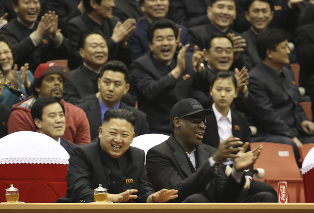 Is Dennis Rodman The Only Person Who Can Free Kenneth Bae?