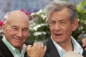 Ian McKellen Is Going To Marry Patrick Stewart