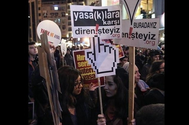 "Turkish Prime Minister Says He Will ""Eradicate Twitter"" After Elections"