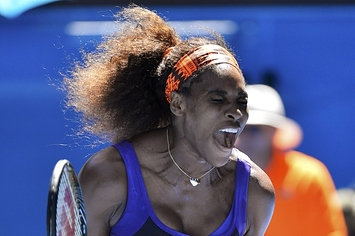 Volcanic Serena Williams Threw A Temper Tantrum Before Losing At The Australian Open