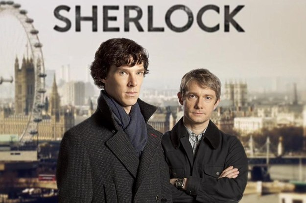 "75 Thoughts Everyone Has When They Watch The First Episode Of ""Sherlock"""