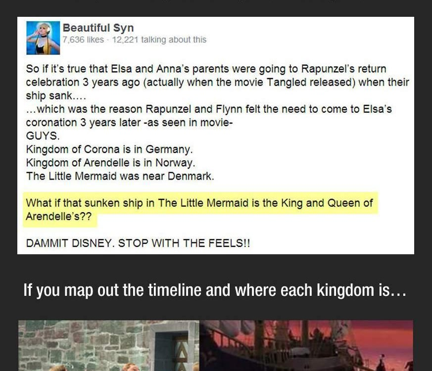 Wow, Disney Is Very Clever. This Is A Huge Plot Twist...