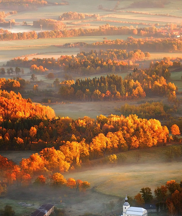 Poland at Dawn