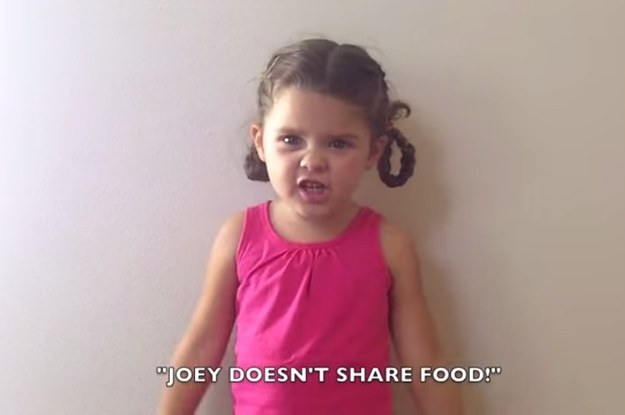 "This 3-Year-Old Recites Greatest ""Friends"" Lines And It's Perfect"