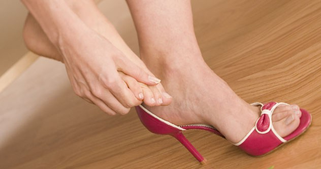 10 Weird And Painful Facts About Shoes