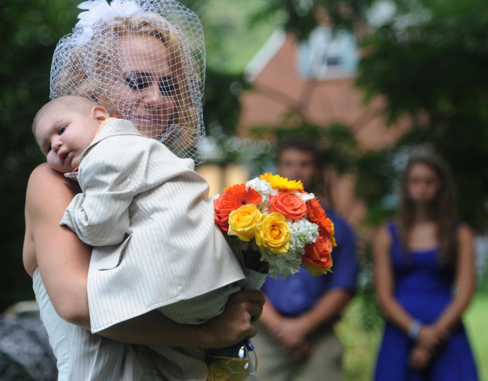 A 2-Year-Old Boy Died Two Days After His Parent's Wedding
