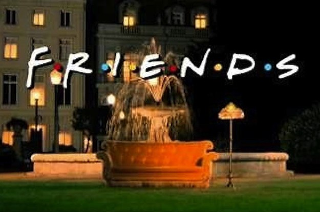 "University Of Delaware Students Recreate The ""Friends"" Intro Song"