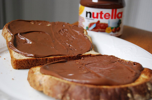 French Parents Forbidden By Court From Naming Their Baby Girl Nutella