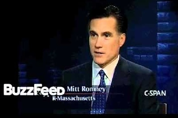 "Mitt Romney Called Harvard Education ""Terrific"" In 2006"