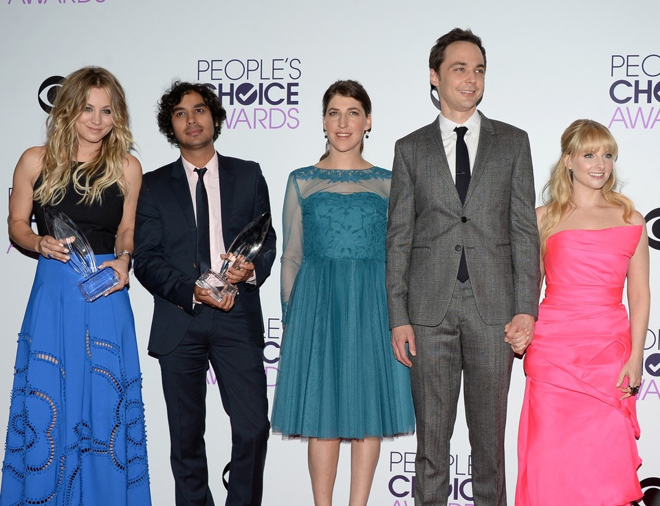 """Big Bang Theory"" Scores History Making Three-Season Renewal"
