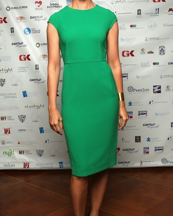 Bridget Moynahan At The Annual Charity Day In New York City