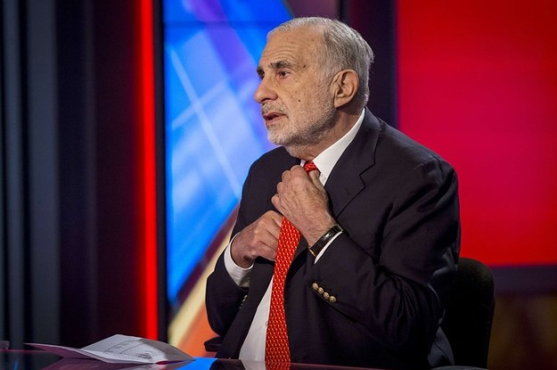 Where Exactly Is The Line For Insider Trading And Did Carl Icahn Cross It?