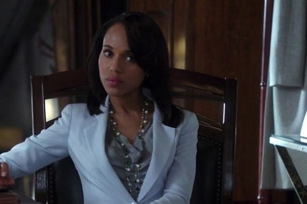 53 Questions You Wish You Could Ask Olivia Pope