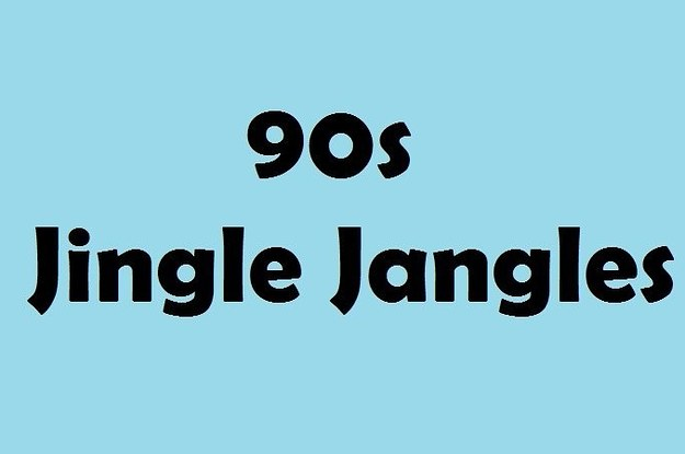 Commercial Jingles From The 90s You Still Sing Today