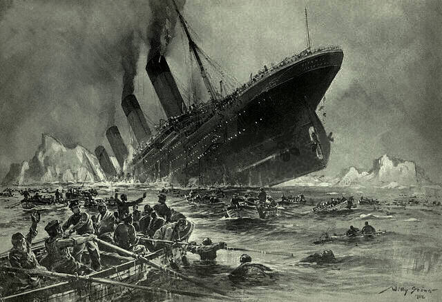 9 Popular Urban Legends About The Titanic That Are False