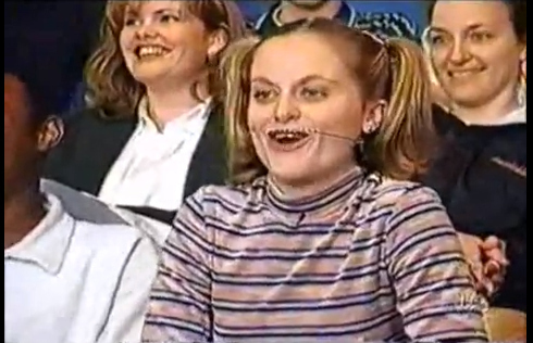 "Watch A Young Amy Poehler On ""Late Night With Conan O'Brien"""
