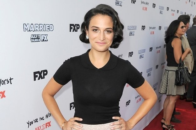 "Jenny Slate At The Premiere Of FX's ""You're The Worst"" And ""Married"""