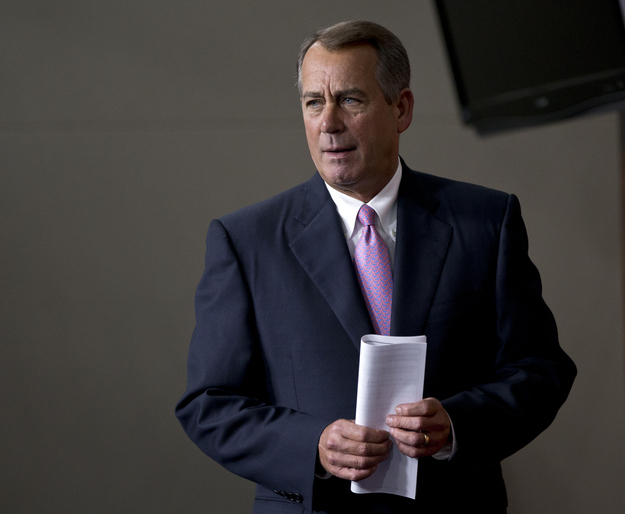 House Republicans Face Decision On Fighting Gay Veterans' Spousal Benefits