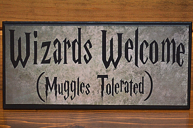"""Community Post: 19 Perfect Housewarming Gifts For The """"Harry Potter"""" Fan In Your Life"""