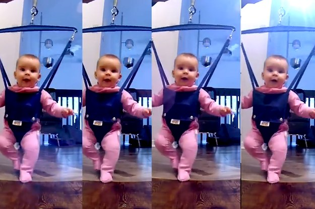 This Baby Can Riverdance And Will Give You Life