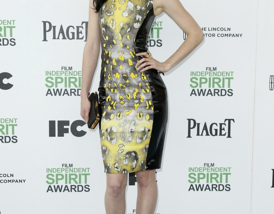 Krysten Ritter At The Film Independent Spirit Awards