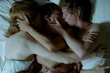 Remember When Eddie Redmayne Made Out With Hugh Dancy?