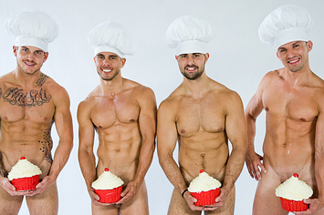 Fund This: Man Candy And Cupcakes