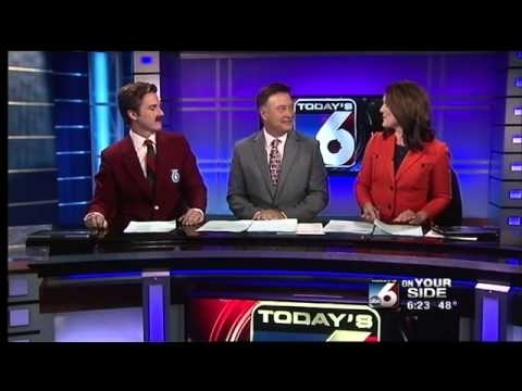 An Idaho Sportscaster Presented The News As Ron Burgundy For Halloween And Never Broke Character