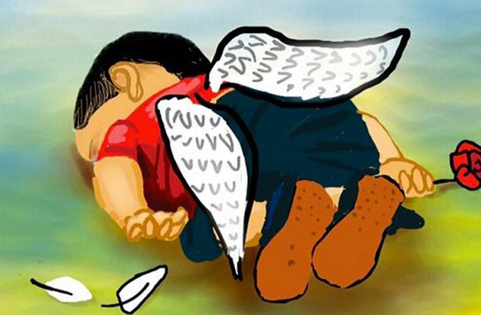Artists Around The World Respond To Tragic Death Of 3-Year-Old Syrian Refugee