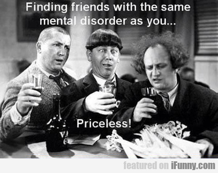 Finding Friends With The Same Mental...