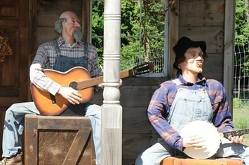 You Can Buy An Animatronic Hillbilly Band