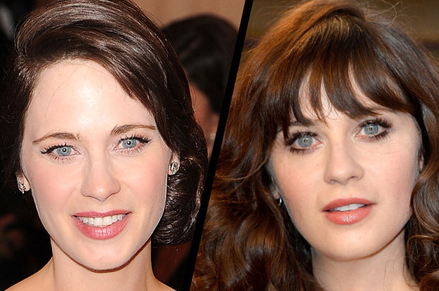 14 Celebrities Who Completely Transformed Their Faces With One Small Change