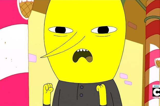 24 Signs You're The Lemongrab Of Your Friend Group