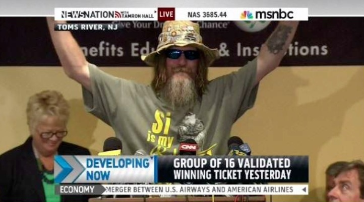 The Grooviest Powerball Winner In The History Of Powerball