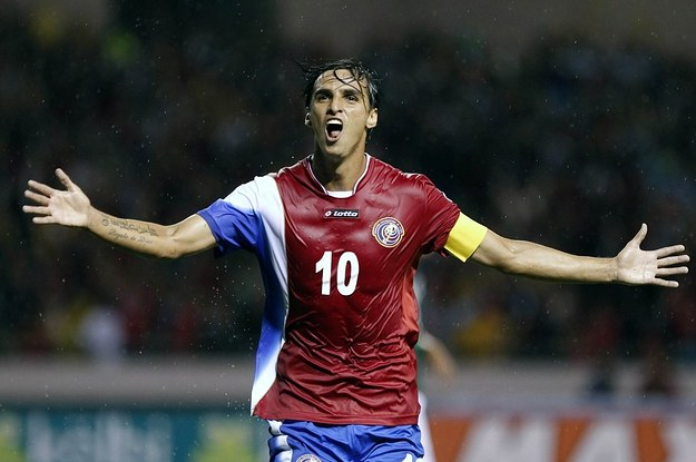11 Things You Need To Know About Costa Rica's World Cup Team
