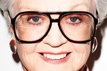 Community Post: Hipster She Wrote: Terry Richardson Photographs Angela Lansbury