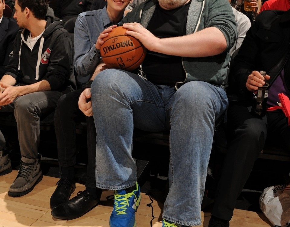 Bran Stark And Hodor Went To A Basketball Game Together