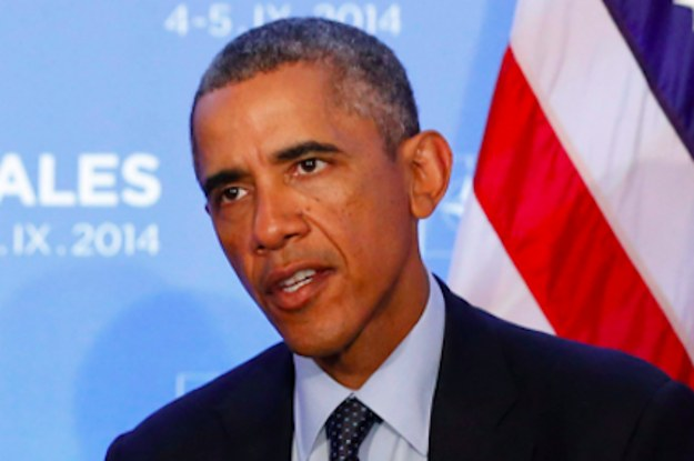 Live Video: President Obama Speaks At The NATO Summit