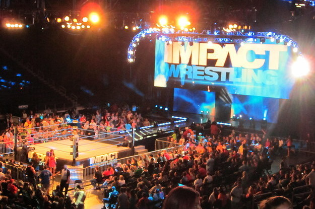 "Spike TV Cancels ""TNA Impact"""