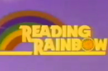 """Reading Rainbow"" Is Back, Baby!"