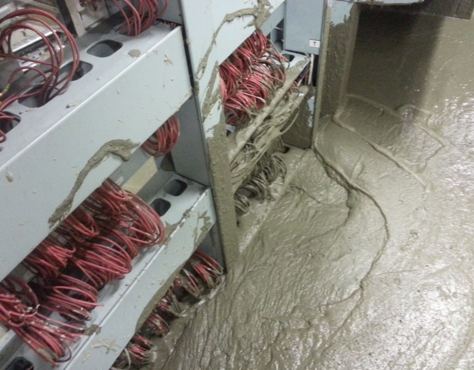 London Underground's Victoria Line Is Closed After Someone Poured Cement Into The Control Room