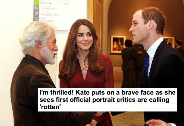 The 12 Most Tenuous Newspaper Headlines About Kate Middleton In 2013