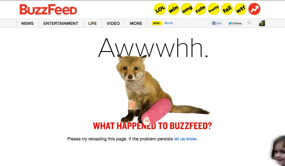 Community Post: What Happens When You Try To Post 300 GIFs On BuzzFeed