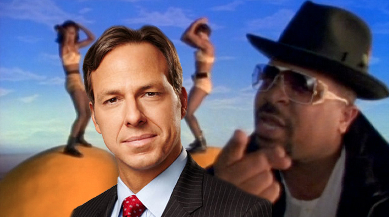 Sir Mix-A-Lot And CNN's Jake Tapper Talked About Butts And Honesty On Twitter And It Was Awesome