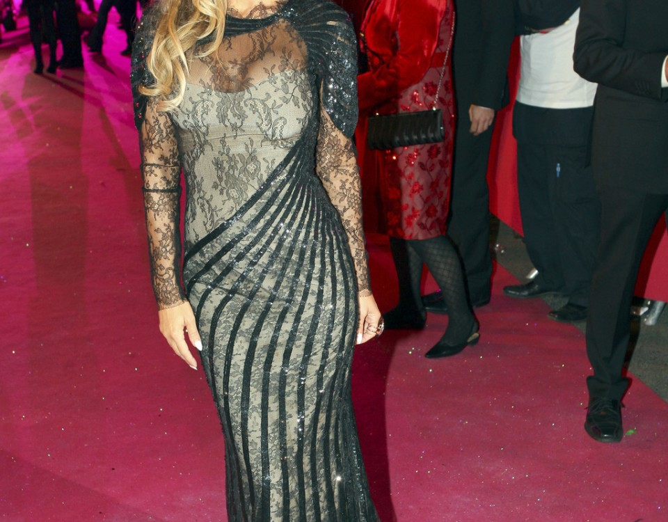 Carmen Electra At The Vienna Lifeball