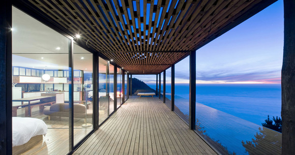 Let's All Quit Our Jobs And Move To This Private Beach House In South America! Oh Right... Money.